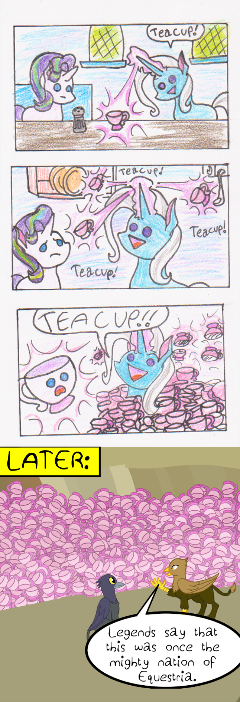 Trixie Teacups Equestria