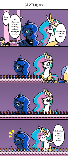 MLP: Birthday