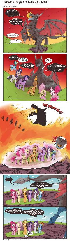 The Equestrian Cataclysm