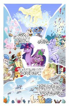 Twigrump explains magical mane 5