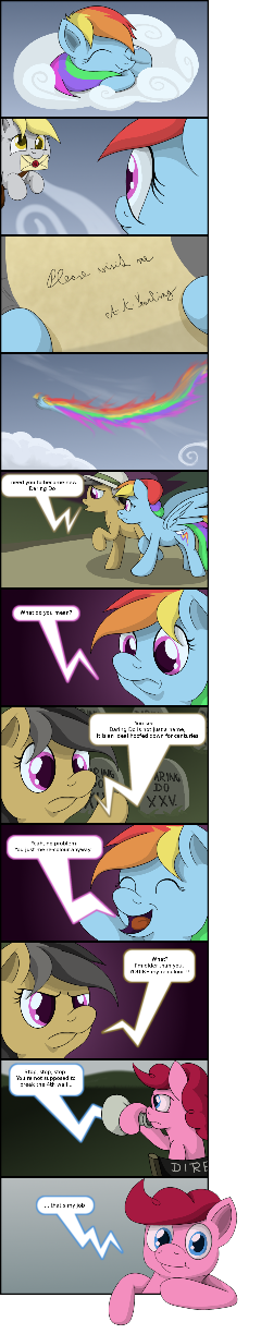 MLP short: Hero