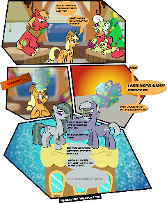 Rock of my Heart [MLP COMIC]