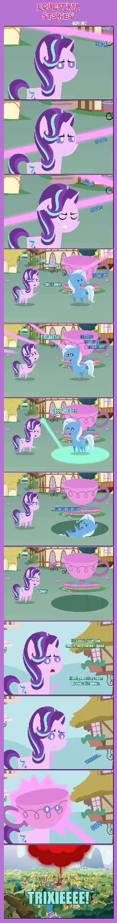 ES' S7: ''FOLLOW UP - All Bottled Up''