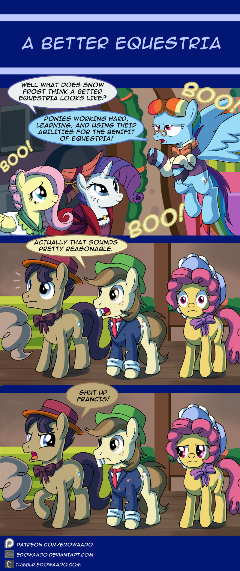 A Better Equestria