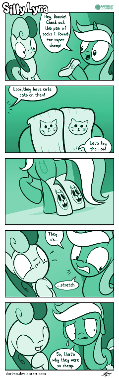 Silly Lyra - What Are Those?!