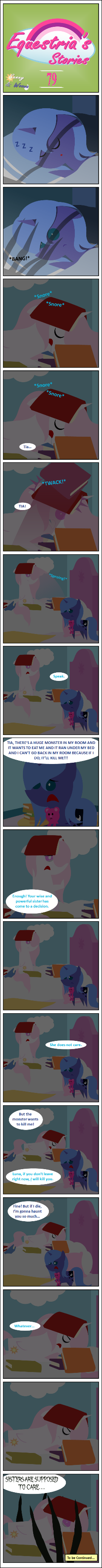 Equestria's Stories - 79 (Sunny and Woona)