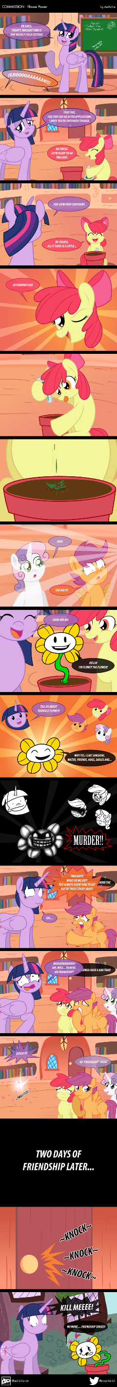 COM - Flower Power