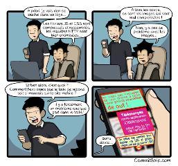 Il y a un problème dans le code