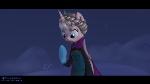 Elsa the pony