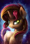 Sunset Shimmer_Portrait