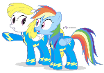 Wonderbolt Siblings [!R]