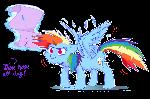 Dry Rainbow