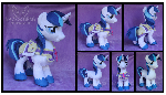 Shining Armour Custom Plush