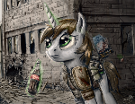 [Fallout Equestria Littlepip] Anything