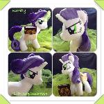 Inspiration Manifestation Rarity plush is now sold