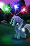 Trixie's Tricky Filly Fireworks Trick