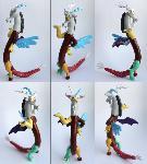 Handmade: Discord sculpture