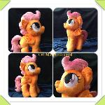 Scootaloo plush for sale