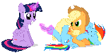 Request - Tickle-Me-Dashie