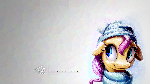 Winter Fluttershy - Custom Wallpaper ft. Tsitra360