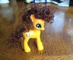 Cheese Sandwich Custom Pony