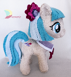 SALE: Coco Pommel inspired plush