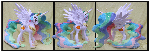 Princess Celestia Custom Plush