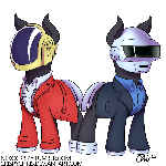 Daft Punk: Pony After All