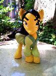 Mulan pony