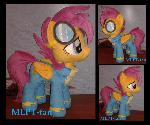 Wonderbolt Scootaloo