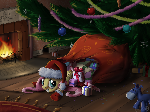 Happy New Year with Fluttershy