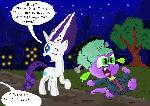 Nightmare Night with Spike