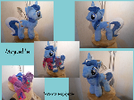 Colgate / Minuette Plush with accessory