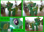 Lime Dream OC - MLP Plush