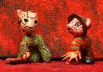 Jason and Freddy minis