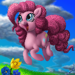 Pinkie Square from the EFNW Charity Quilt