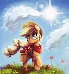 Sunny Applejack