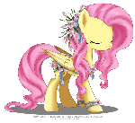 May Festival Pony - Fluttershy