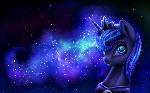 Luna's galaxy