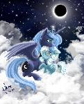 Luna and Snowdrop