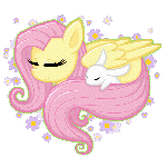 Sleepy Fluttershy (speedpaint)