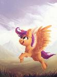 I'll fly!