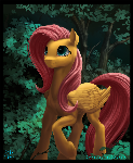 Forest Fluttershy