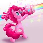 Pinkie Pie - Rainbow Canon