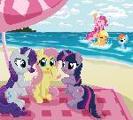 Summertime Ponies