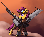 Supersonic Scootaloo