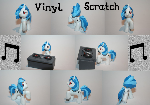 Vinyl Scratch Blindbag Custome