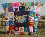 My Little Pony inspired Blanket