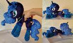 Princess Luna, multipic *For sale*
