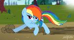 Rainbow Dash -wind-
